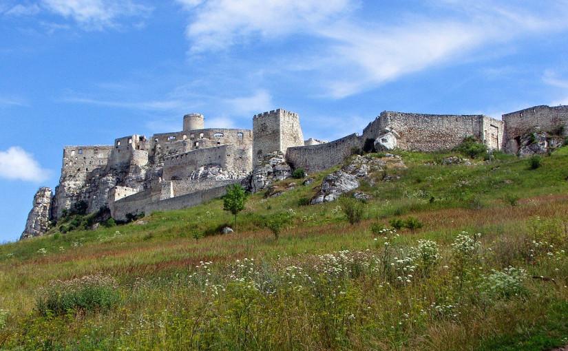 Spišský hrad, autor: József Süveg,, licence CC BY-SA 3.0
